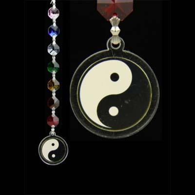 Chakra Yin Yang Decoratiehanger