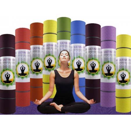 Chakra Yoga Mat