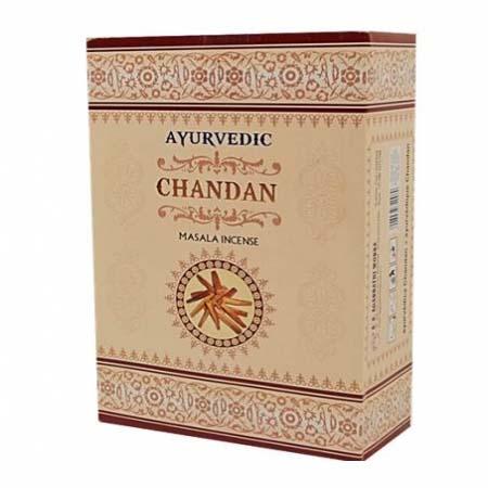 Wierook Ayurvedisch masala Chandan