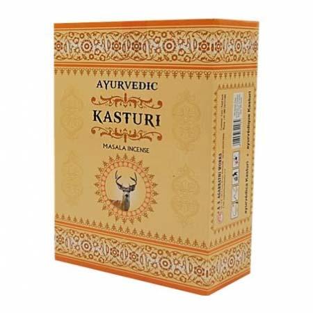 Wierook Ayurvedisch masala Kasturi