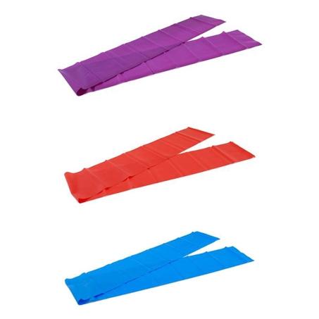 Yoga Stretchband Rood