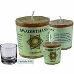 2<sup>e</sup> Chakra Geurkaars Swadhisthana (evenwicht)