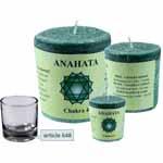 4<sup>e</sup> Chakra Geurkaars Anahata (liefde)