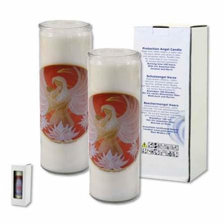 Beschermengelkaars Lotus Angel of Love