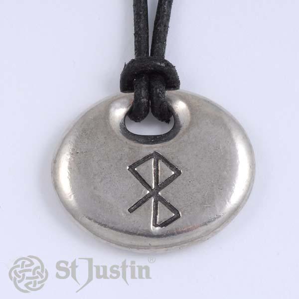 Bind Runes Amulet Vrede en Blijdschap