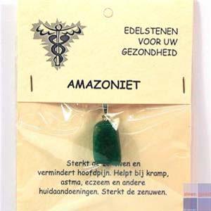 Gezondheidssteen Amazoniet