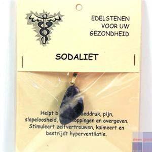 Gezondheidssteen Sodaliet