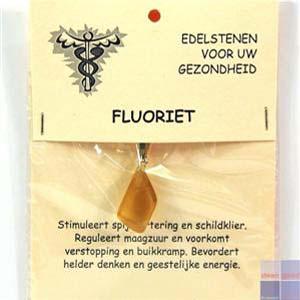 Gezondheidssteen Fluoriet