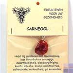 Gezondheidssteen Carneool