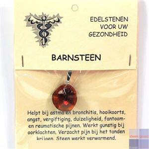 Gezondheidssteen Barnsteen