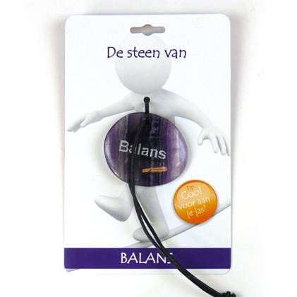 De Steen van &#46&#46&#46 Balans