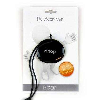 De Steen van &#46&#46&#46 Hoop