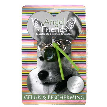 Beschermengel Hond<br />Geluk en Bescherming (Jade)