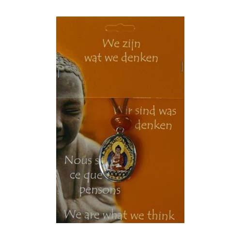 Boeddha Hanger Zittend
