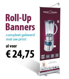 Roll-Up Banners € 27,99