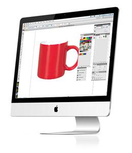 Gratis digitaal ontwerp