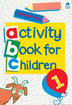 Oxford Activity Book for Children 1