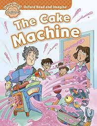 The Cake Machine