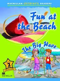 Fun at the Beach / The Big Wave