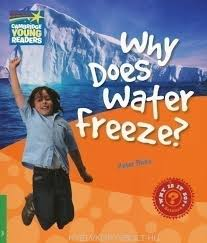 Why does Water Freeze?