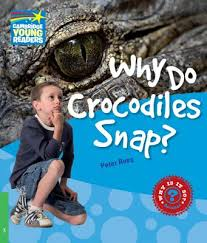 Why do Crocodiles Snap?