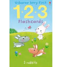1, 2, 3 Flashcards