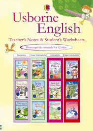 Usborne English Teacher´s Notes and Worksheets 1