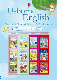 Usborne English Teacher´s Notes and Worksheets 2