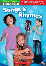 Songs and Rhymes + audio-cd