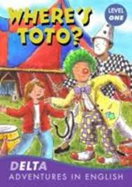 Where's Toto? + audio-cd
