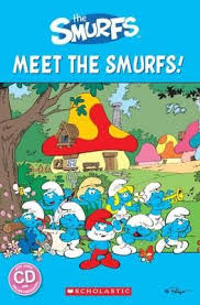 The Smurfs: Meet the Smurfs! + audio-cd
