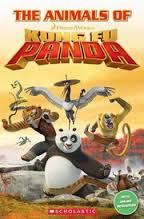 The Animals of Kung Fu Panda + audio-cd