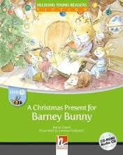 A Christmas Present for Barney Bunny + audio-cd