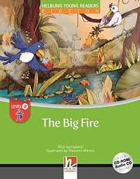 The Big Fire + audio-cd