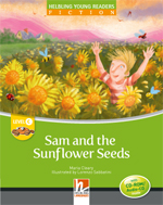 Sam and the Sunflower Seeds + cd-rom