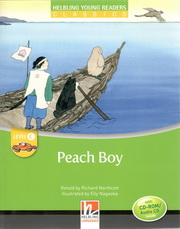 Peach Boy + cd-rom