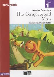 The Gingerbread Man + audio-cd