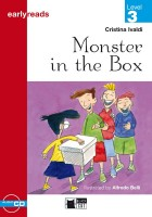 Monster in the Box + audio-cd