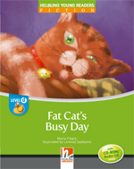 Fat Cat's Busy Day (Big Book)