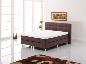 boxspring tweepersoonsbed sandness 444