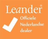 'Leander logo'