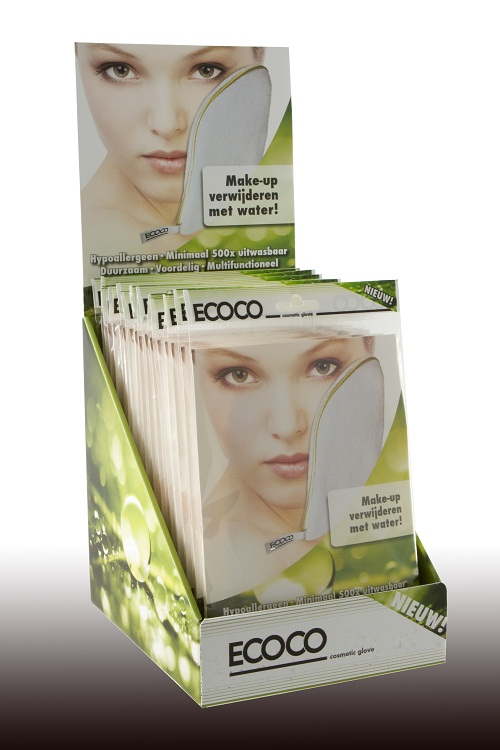 Ecoco Cosmetic Glove Display
