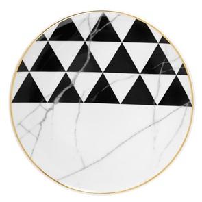 Carrara plate