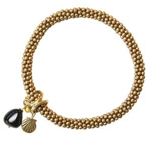 Jacky armband Black Onyx*
