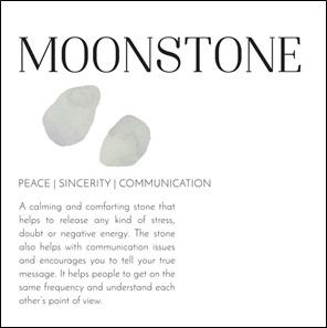 Jacky armband Rainbow moonstone*