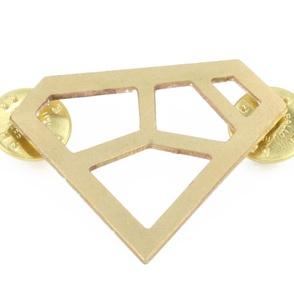 MetriQ Broche 4 gold