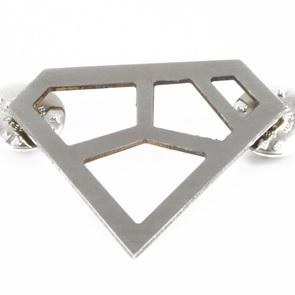 MetriQ Broche 4 silver