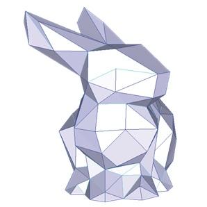 Paper kit Bunny karton*