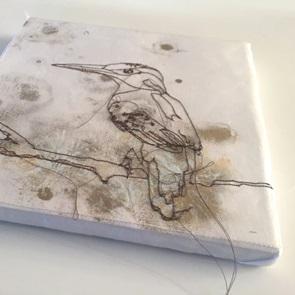 Kunstwerkje Birds 2