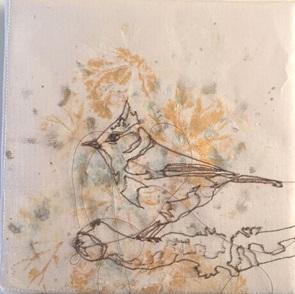 Kunstwerkje Birds 3